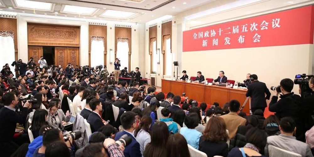 Principal órgão consultivo político realiza conferência de imprensa antes da sessão anual