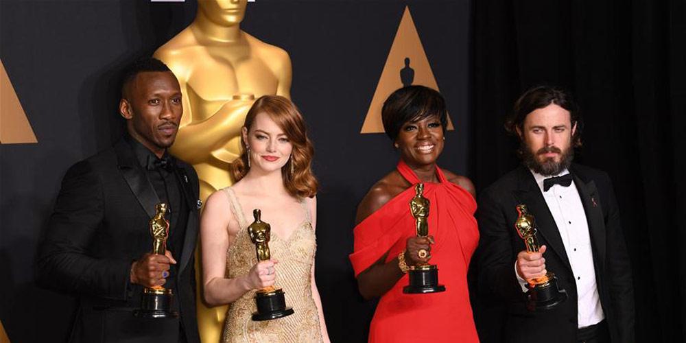 Vencedores do 89º Academy Awards