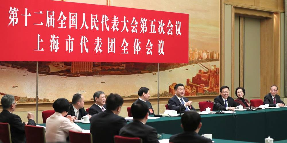 Presidente Xi: Porta aberta da China não fechará
