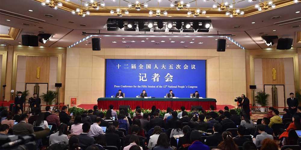 Ministro das Finanças participa de conferência de imprensa para 5ª sessão da 12ª APN