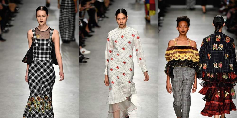Desfile apresenta as criações de Rahul Mishra na Semana de Moda de Paris