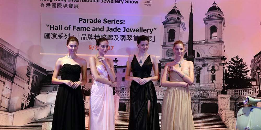 Exposição Internacional de Joias é realizada em Hong Kong