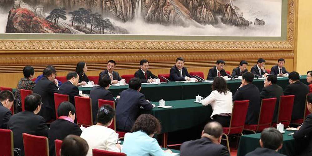 Economia real e empresas estatais são cruciais para o desenvolvimento do nordeste,  diz Xi Jinping