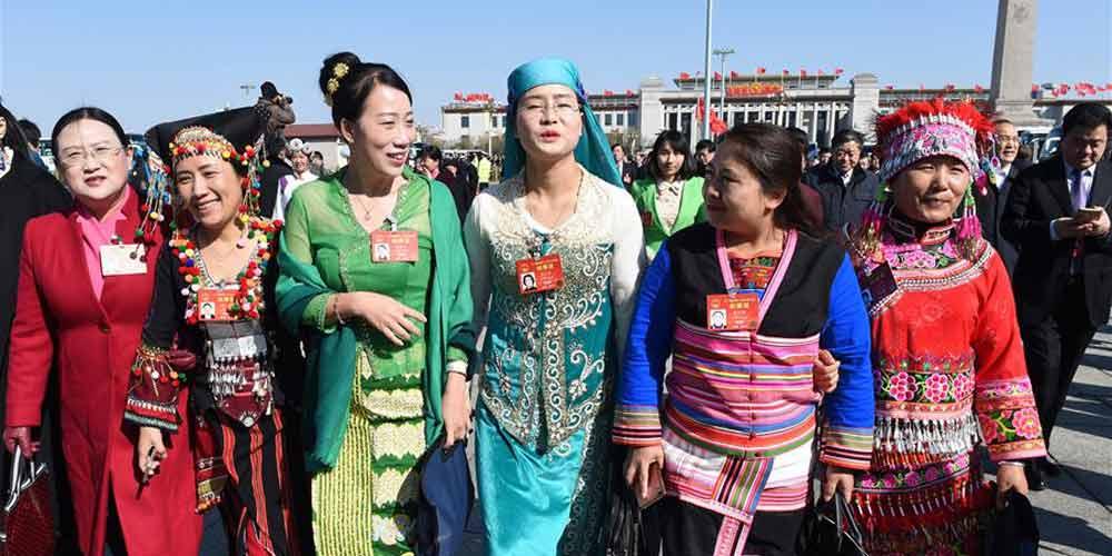 2ª reunião plenária da 5ª sessão da 12ª APN é realizada em Beijing