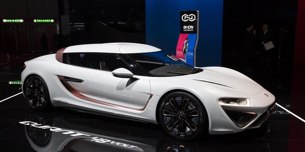 Salão Internacional do Automóvel de Genebra 2017