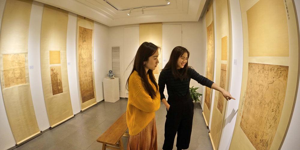 Exposição sobre a Rota da Seda é realizada em Beijing
