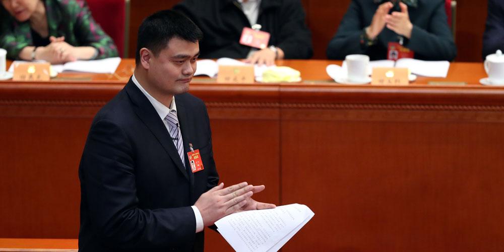Yao Ming: A indústria de esporte não é só sobre dinheiro