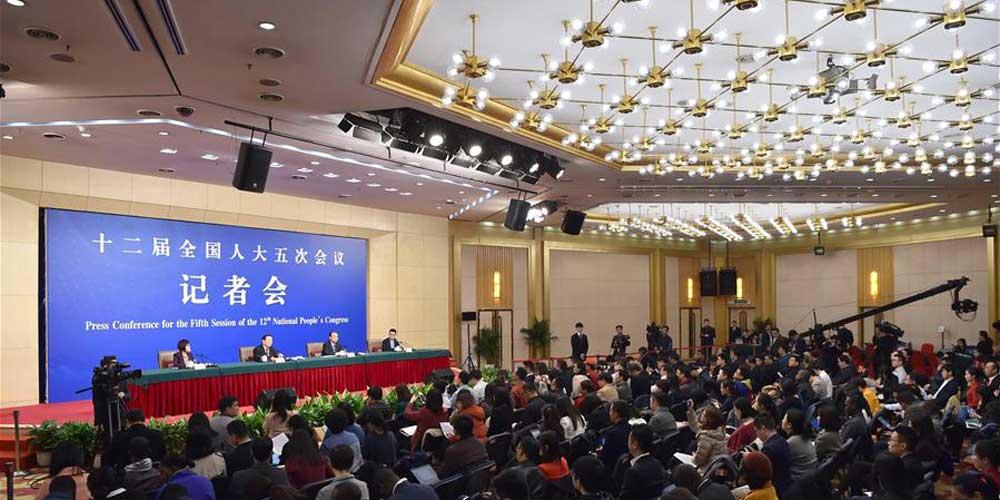 Conferência de imprensa sobre desenvolvimento impulsionado pela inovação é realizada em Beijing