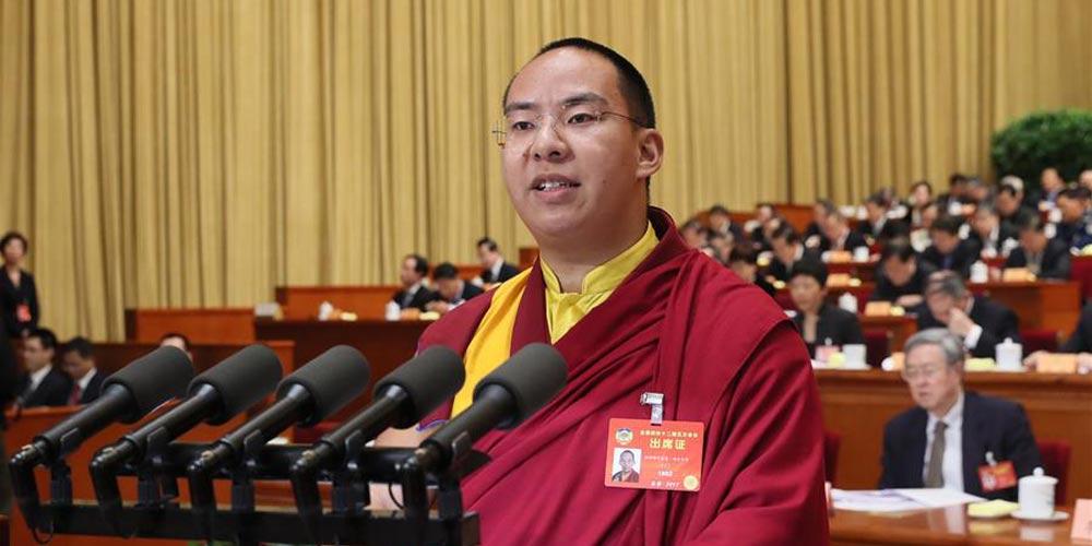 Panchen Lama lamenta que budismo seja ameaçado por comercialização
