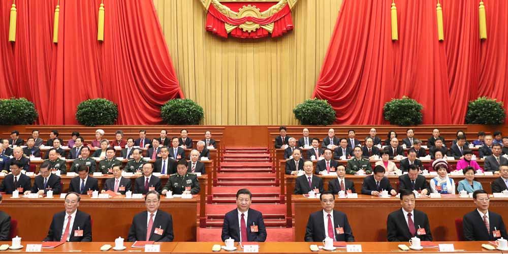 Órgão legislativo nacional da China conclui sessão anual