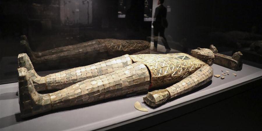 Exposição sobre a civilização das Dinastias Qin e Han será aberta ao público em Nova York