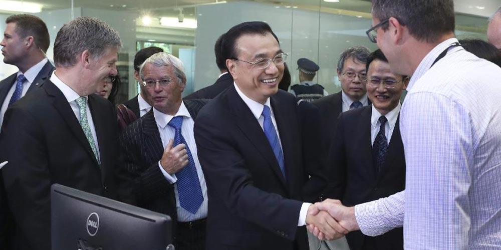 Premiê chinês pede cooperação mais estreita em inovação com Nova Zelândia