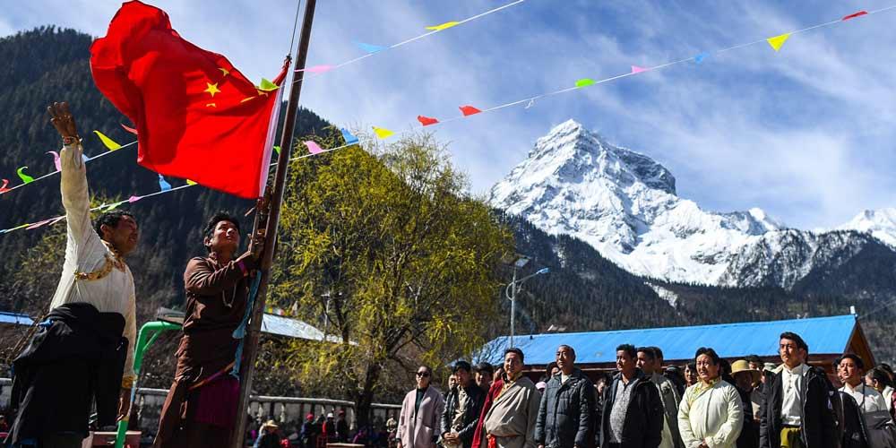 Tibet celebra Dia da Emancipação dos Servos