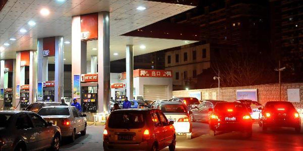 China corta preços de varejo de combustíveis pela 3ª vez no ano