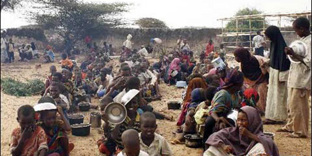São necessários mais de 255 milhões de dólares para ajudar crianças com fome, diz UNICEF