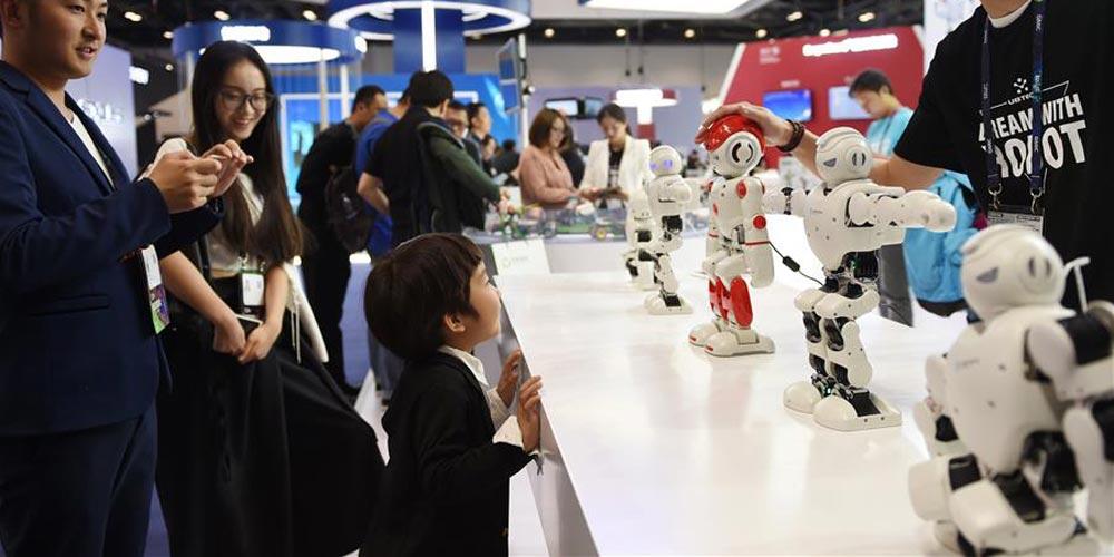 Conferência de tecnologia GMIC 2017 inicia em Beijing