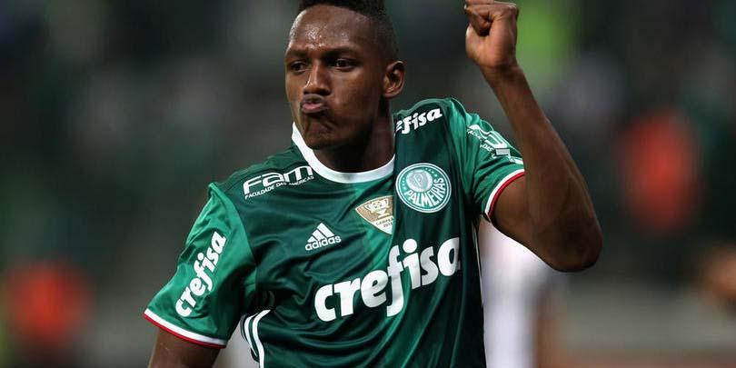 Palmeiras e Jorge Wilstermann avançam para a fase eliminatória da Copa Libertadores