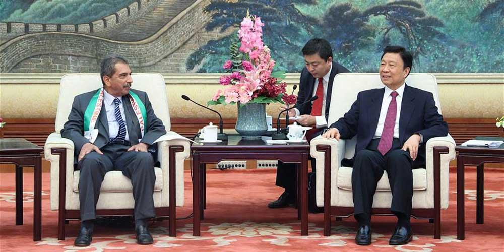 China apoia solução rápida à questão planestina, diz vice-presidente