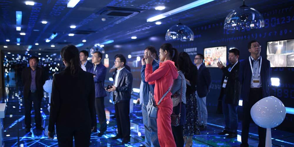 Exposição de Dados é aberta no sudoeste da China
