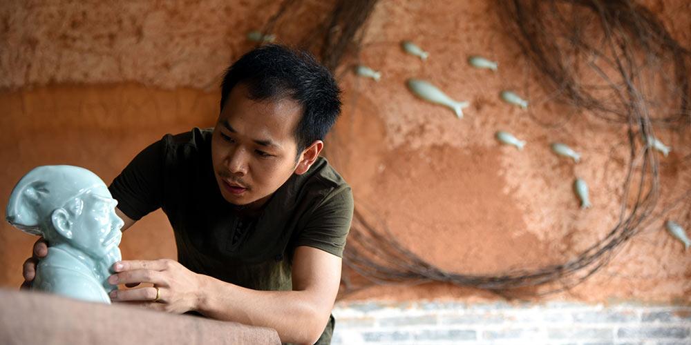 Forno Baishe: Um dos cinco fornos famosos no leste da China