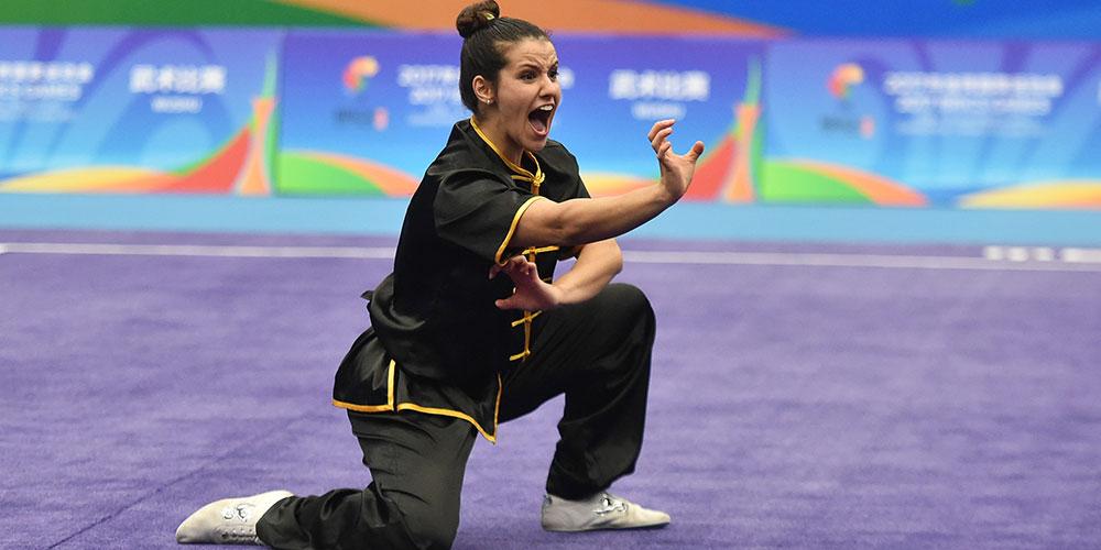 Destaques da competição de artes marciais dos Jogos do BRICS