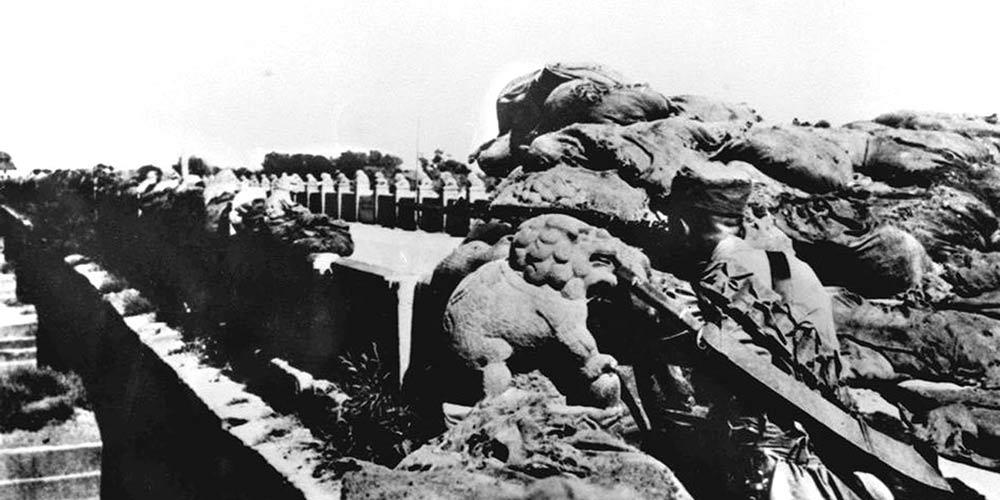 """Fotos raras lembram o 80º aniversário do """"Incidente de 7 de julho"""""""