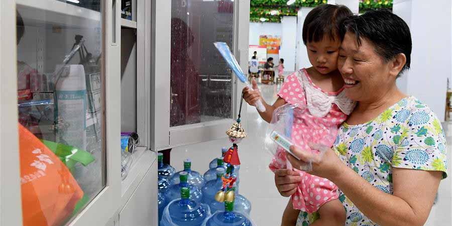 Zhengzhou abre abrigos antiaéreos para que população escape do calor