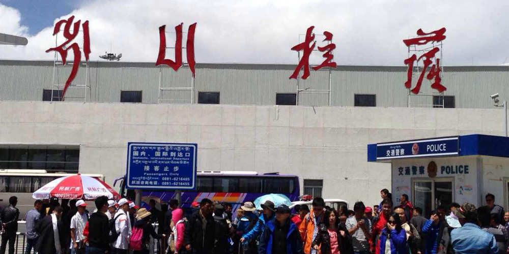 Aeroportos do Tibet recebem mais de 2 milhões de passageiros no primeiro semestre