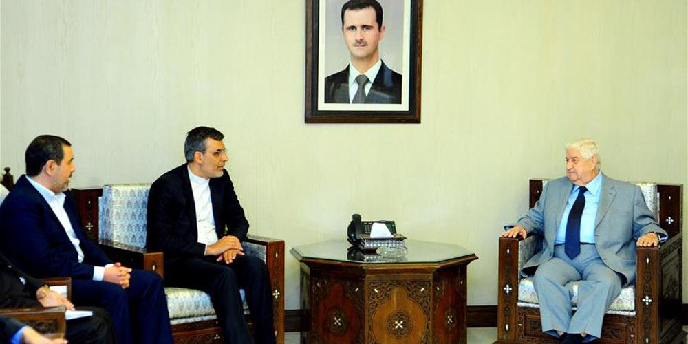 Síria enfatiza determinação de continuar lutando contra o terrorismo