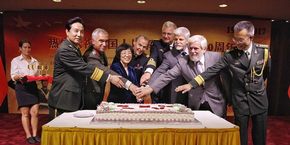 Recepção é realizada em Bruxelas para marcar 90º aniversário do estabelecimento do ELP