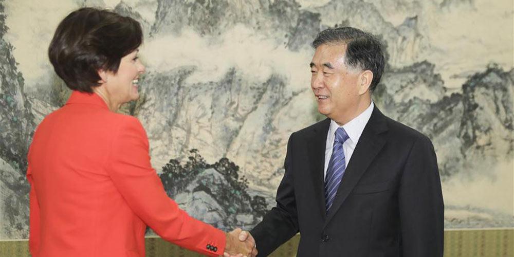 Vice-premiê chinês reúne-se com governador de Iowa