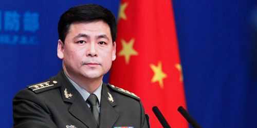 China pede que os EUA detenham ações militares perigosas