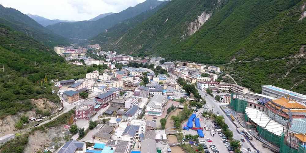 Terremoto em Jiuzhaigou causou danos a pontos turísticos