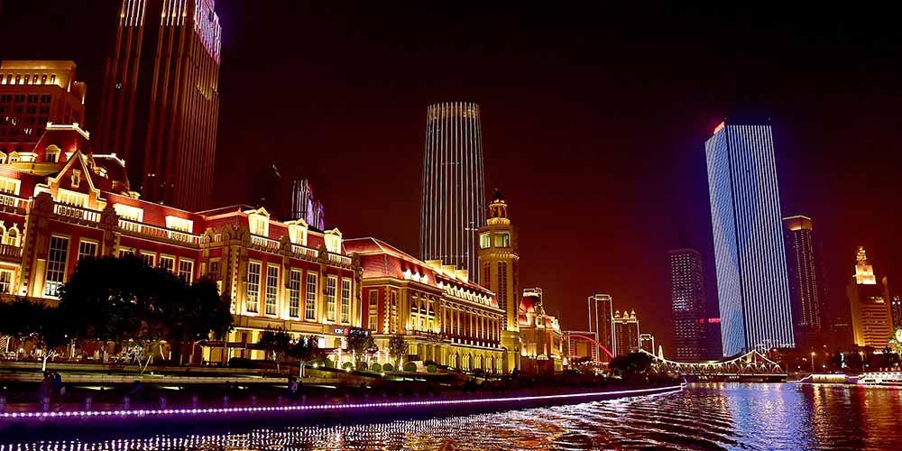 Tianjin se prepara para próxima 13ª edição dos Jogos Nacionais da China