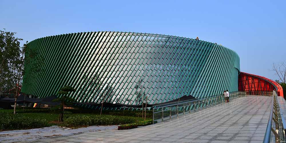 Instalações da 11ª Exposição Internacional de Jardins da China iniciarão operação experimental