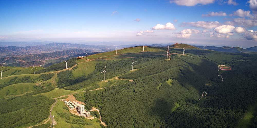 Governo realiza esforços na construção ecológica em Zhanjiakou