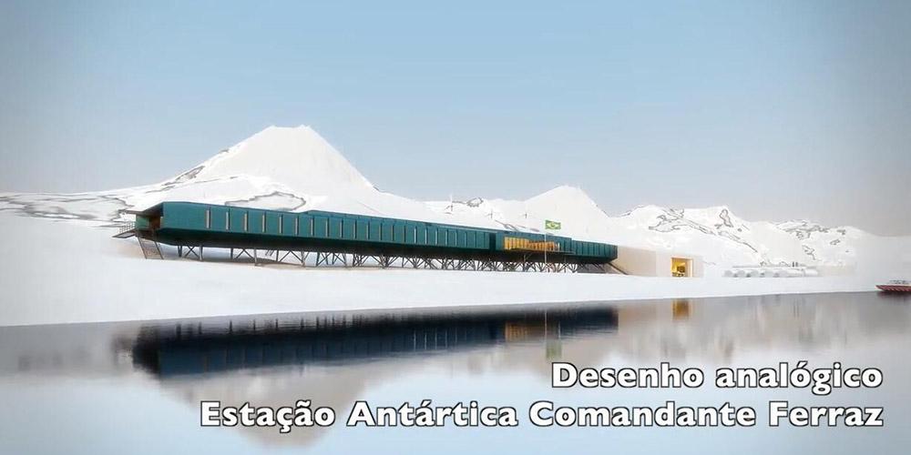 Cooperação sino-brasileira na reconstrução de estação antártica é destaque na segunda década do BRICS