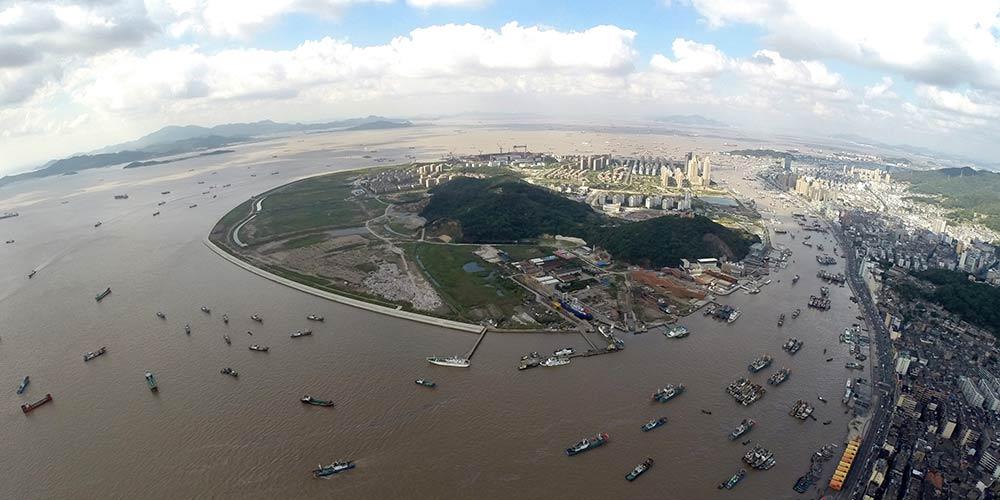 Tufão Talim atrasa início da estação de pesca no leste da China