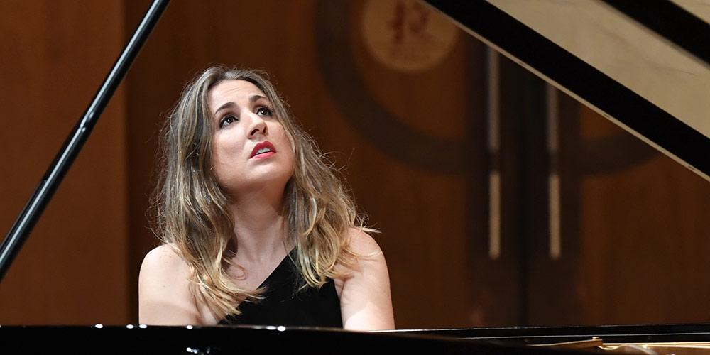 Pianistas se apresentam no Festival Cultural do BRICS em Xiamen