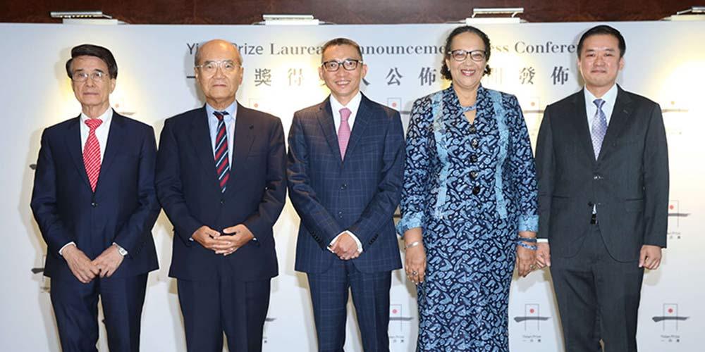 Prêmio Yidan anuncia laureados inaugurais em Hong Kong