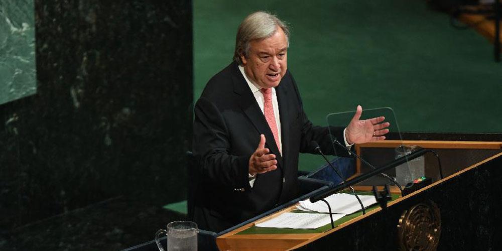 """Chefe das Nações Unidas destaca """"perigo nuclear"""" em relatório da Assembleia Geral"""