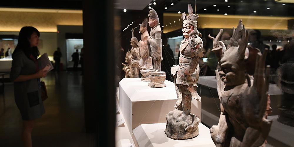 Destaques da 2ª Expo Internacional Cultural da Rota da Seda (Dunhuang)