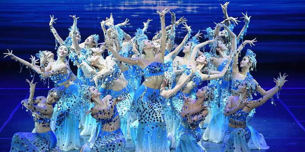 Evento de dança folclórica é realizado durante festival cultural do BRICS