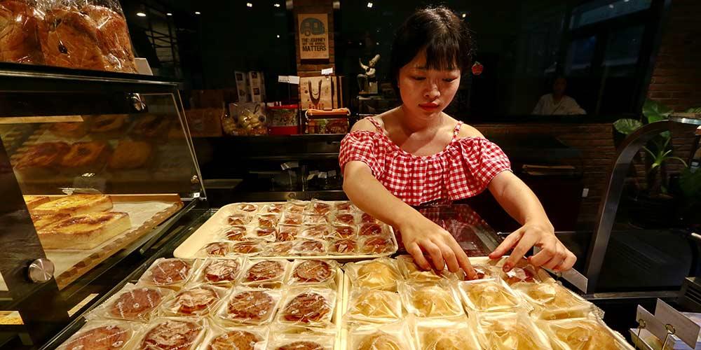 Bolo da lua: Alimento tradicional do Festival da Lua