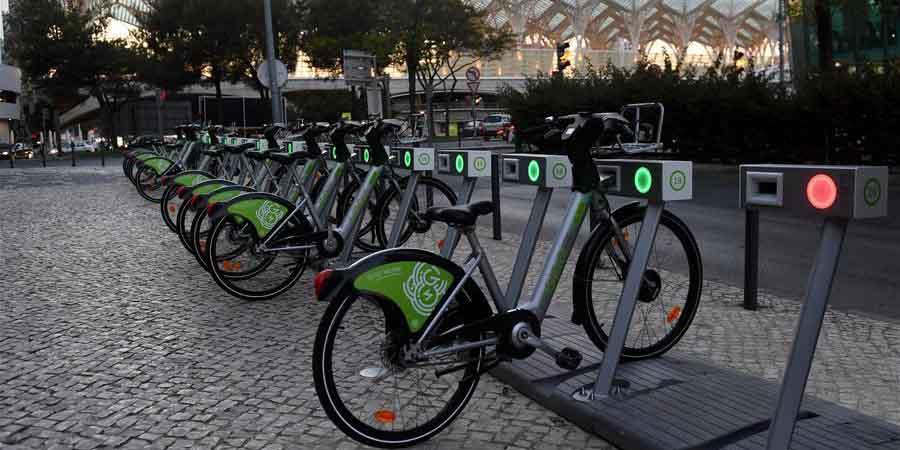 Lisboa lança novo sistema de compartilhamento de bicicletas