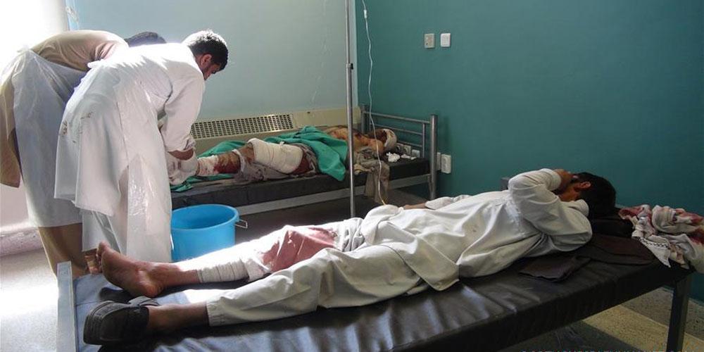 Vinte mortos e 160 feridos em ataque suicida no centro de polícia no Leste do Afeganistão