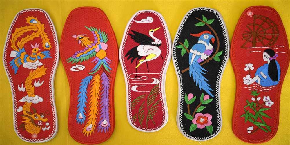 Bordados Tujia: Cultura do grupo étnico Tujia em Hubei