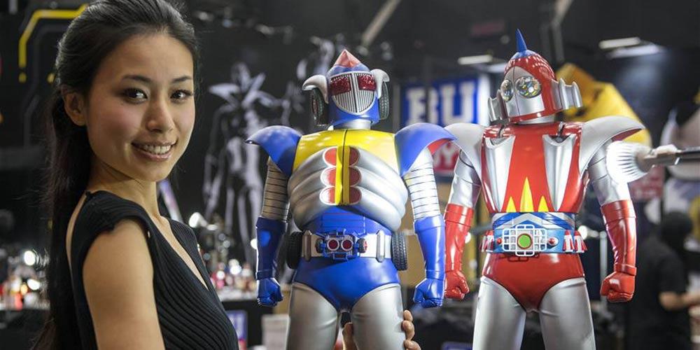 4º ToySoul realizado em Hong Kong de 15 a 17 de dezembro