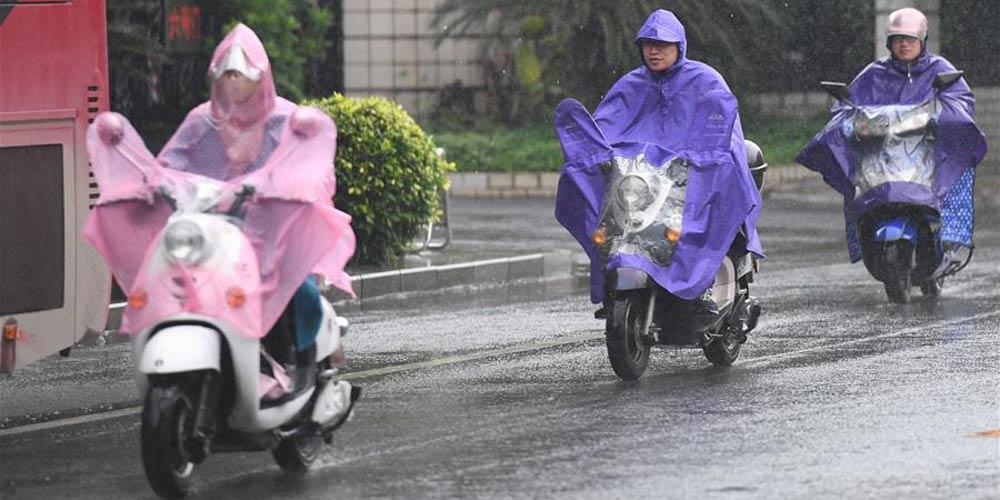 Frente fria atingirá Guangxi