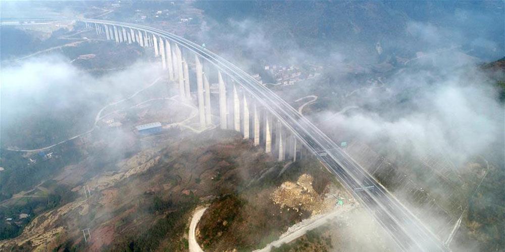 Autoestrada Lichuan-Wanzhou entrará em operação